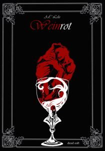 Cover: Weinrot